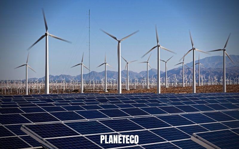 L'énergie propre - un pas vers la durabilité. Eco planète - planeteco.fr
