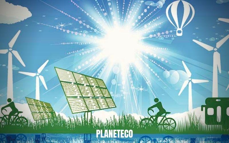 L'énergie propre – un pas vers ladurabilité.